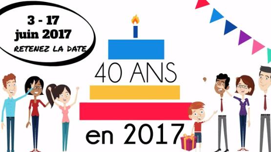 40 ans de l'AGEDEN