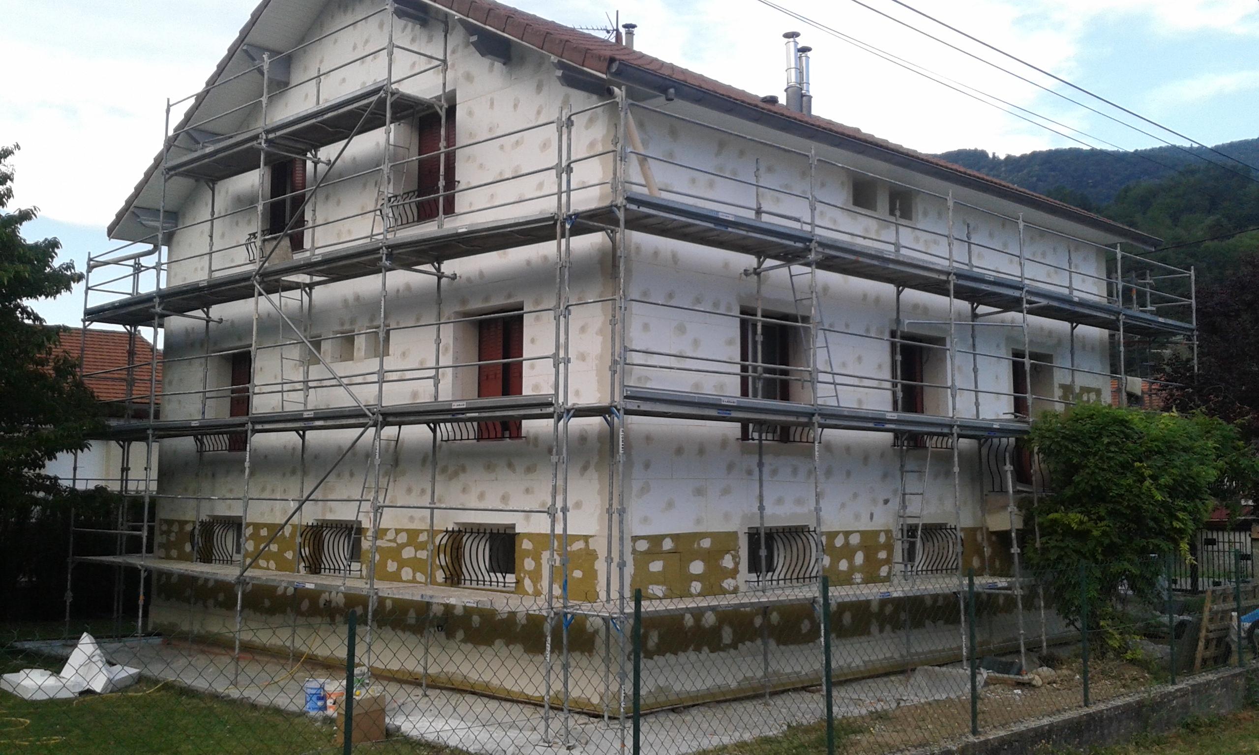 Visite rénovation performante – Le Gua