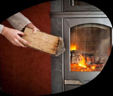 Formation bonnes pratiques à Saint Martin d'Hères – Chauffage au bois bûches