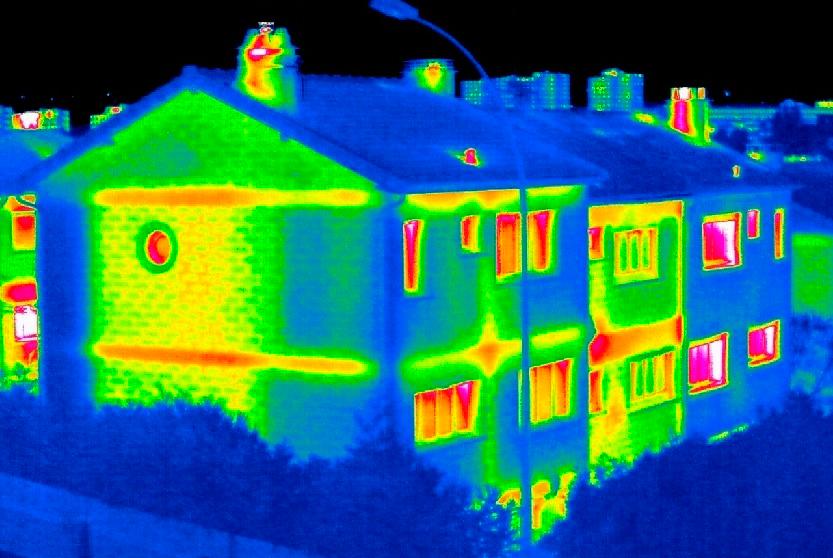 Thermo-copro à Tullins : venez constater les fuites de chaleur sur des copropriétés !