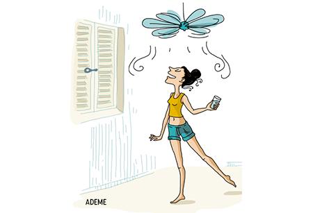 CONFÉRENCE EN LIGNE: Comment avoir moins chaud chez soi l'été ?