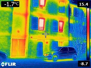 Soirée thermographique à Marcilloles : adieu les fuites de chaleur !